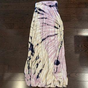 Dresses & Skirts - Tie dye maxi stretch maxi skirt